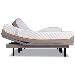 Tempur-Pedic® TEMPUR-Contour Rhapsody Luxe King Medium Firm Mattress, Adj Set