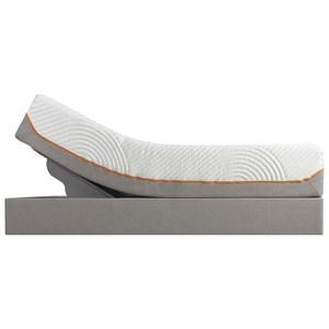 Tempur-Pedic® TEMPUR-Contour Rhapsody Luxe Cal Kg Medium Firm Mattress, Adj Set