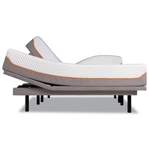 Tempur-Pedic® TEMPUR-Contour Supreme Cal King Firm Mattress Set