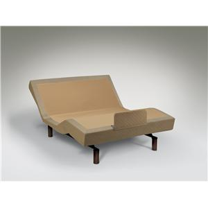Tempur-Pedic® TEMPUR-Ergo Premier Adjustable Foundation TEMPUR-Ergo™ Grand Adjustable Base - CA King