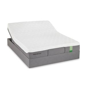 Tempur-Pedic® TEMPUR-Flex Prima Queen Medium Firm Mattress Set