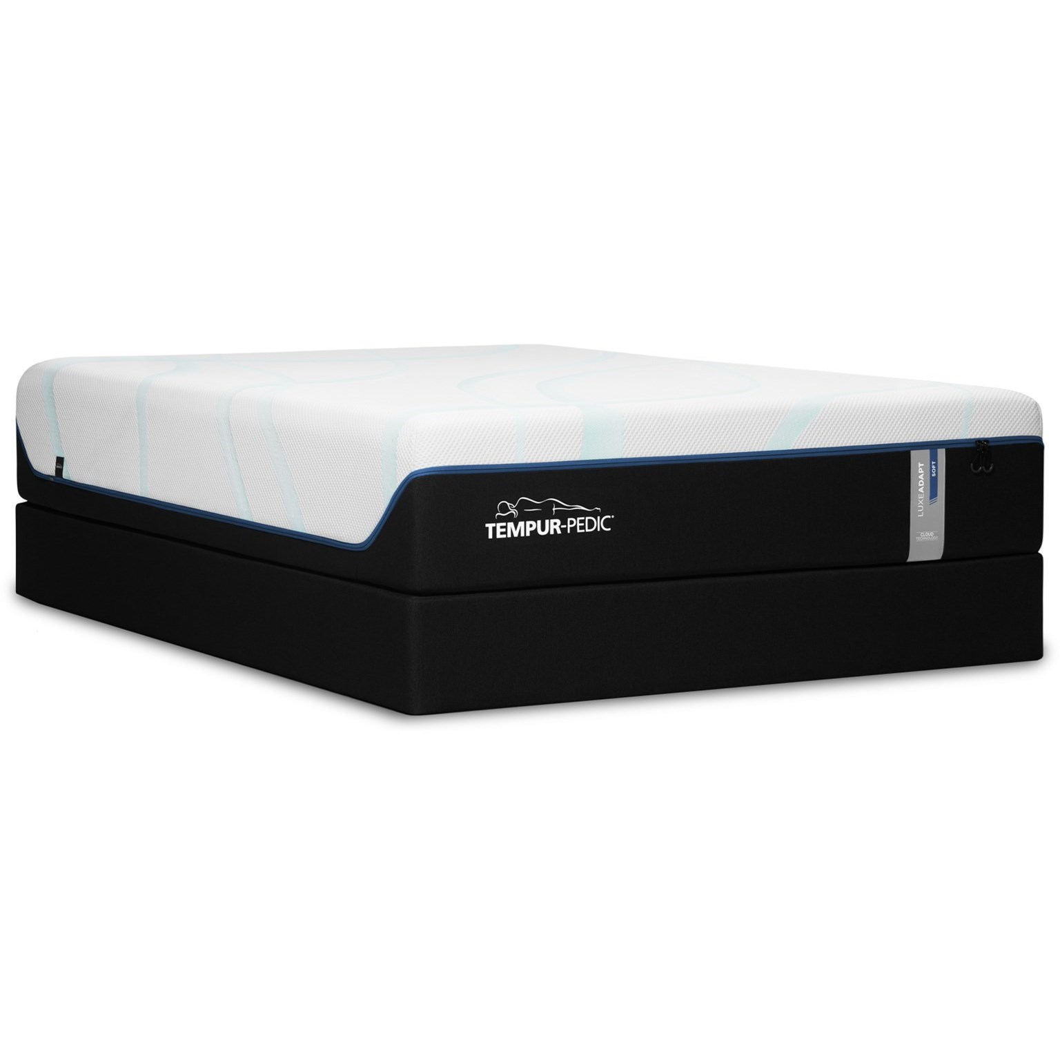 "Queen 13"" TEMPUR-LUXEADAPT™ Sof Mattress Set"