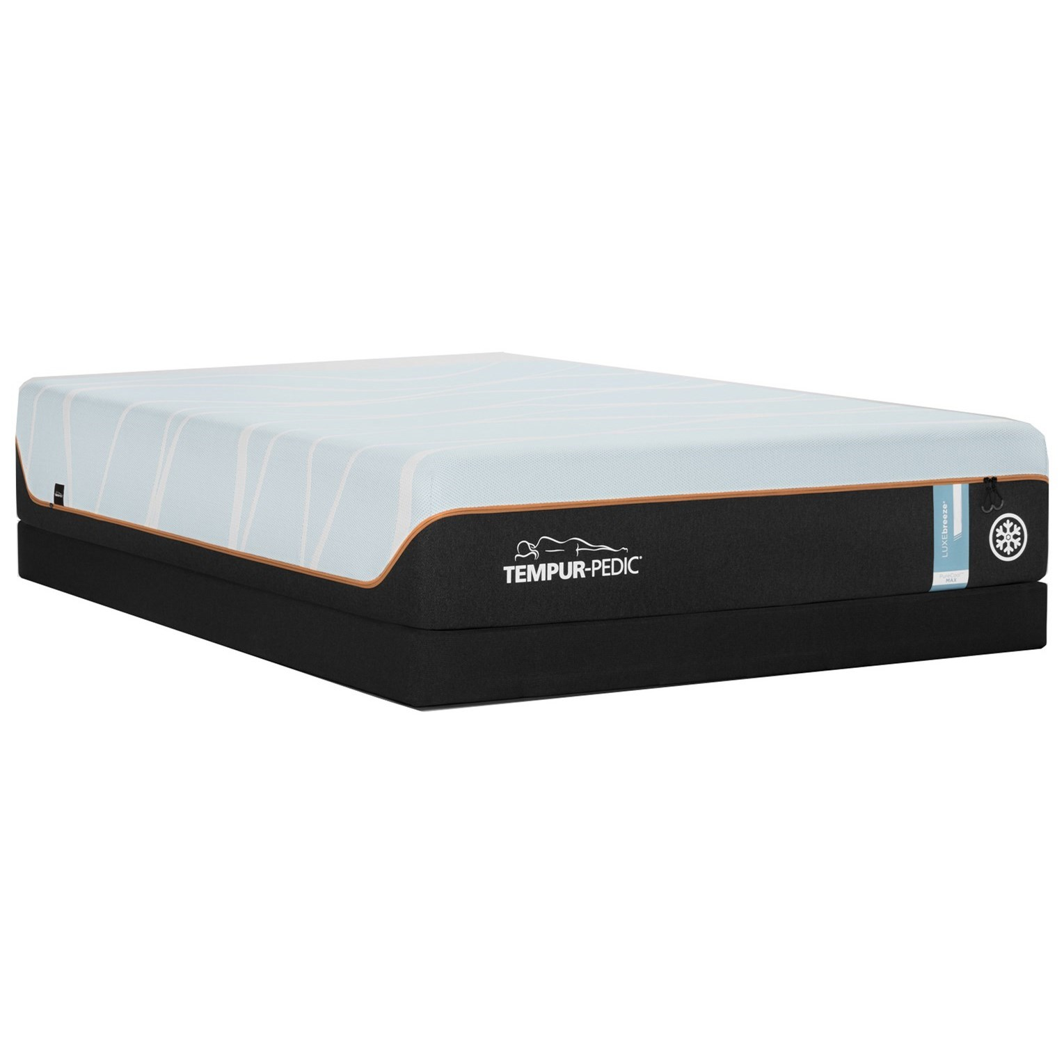 Tempur-LuxeAdapt Plush Tempur-Pedic Twin XL Plush Mattress Set by Tempur-Pedic® at C. S. Wo & Sons Hawaii