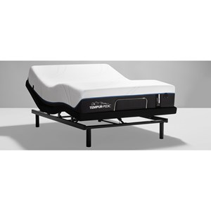 "Queen 12"" ProAdapt Soft Mattress and Ease 2.0 Adjustable Base"