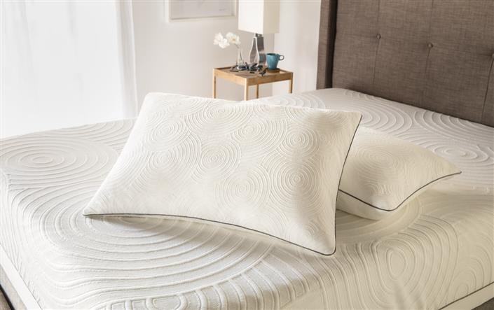 TEMPUR-Protect Pillow Protectors Tempur-Pedic Cloud Queen Pillow Protector by Tempur-Pedic® at HomeWorld Furniture