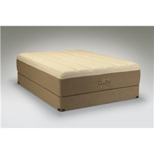 King Medium Soft Mattress and Foundation