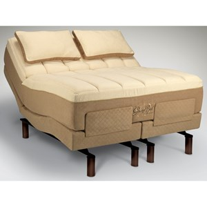 King Medium-Soft Mattress and Tempur-Ergo Grand Adjustable Base