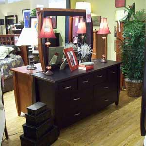 Tera Grove Pasadena Dresser and Mirror