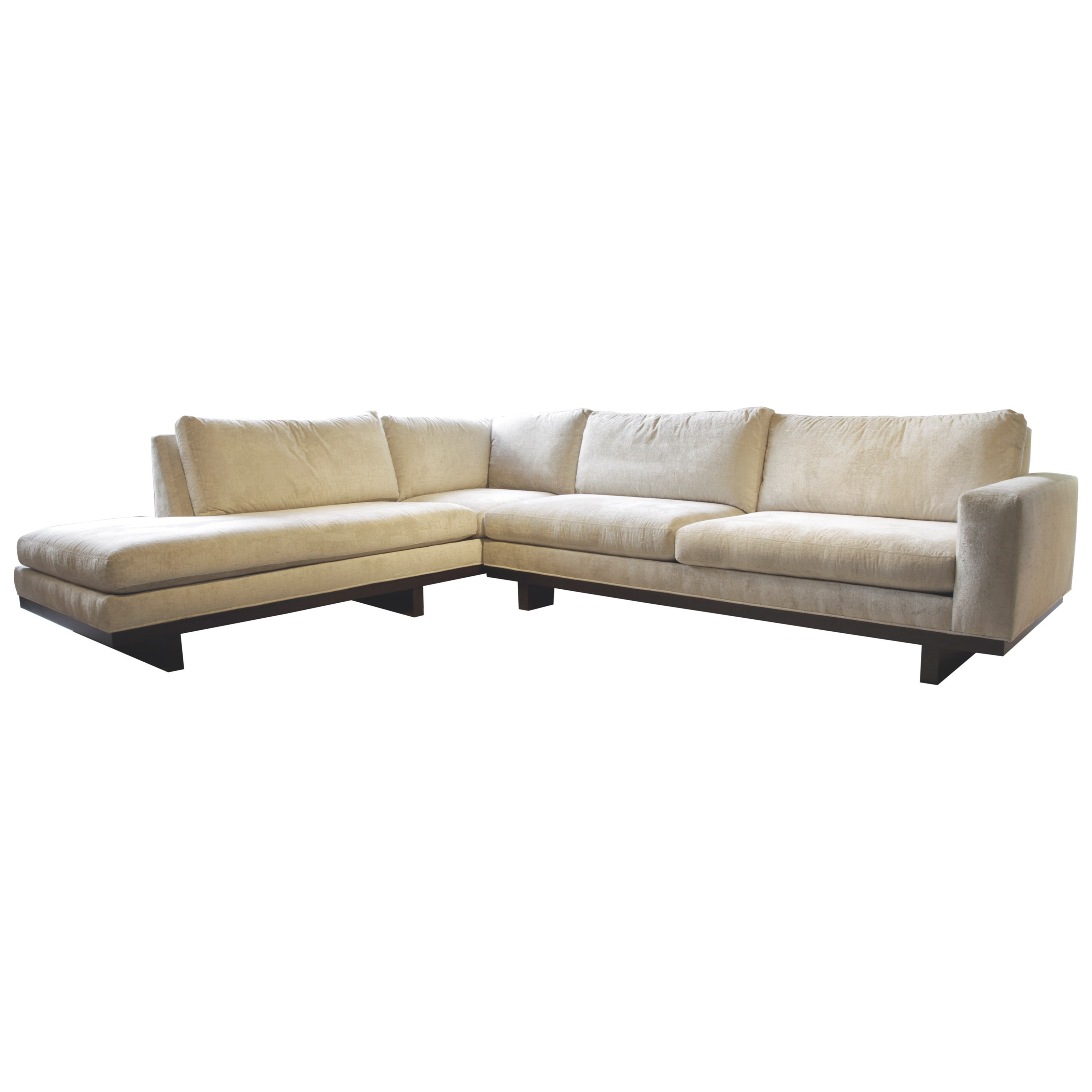 LA Sectional by Thayer Coggin at C. S. Wo & Sons Hawaii