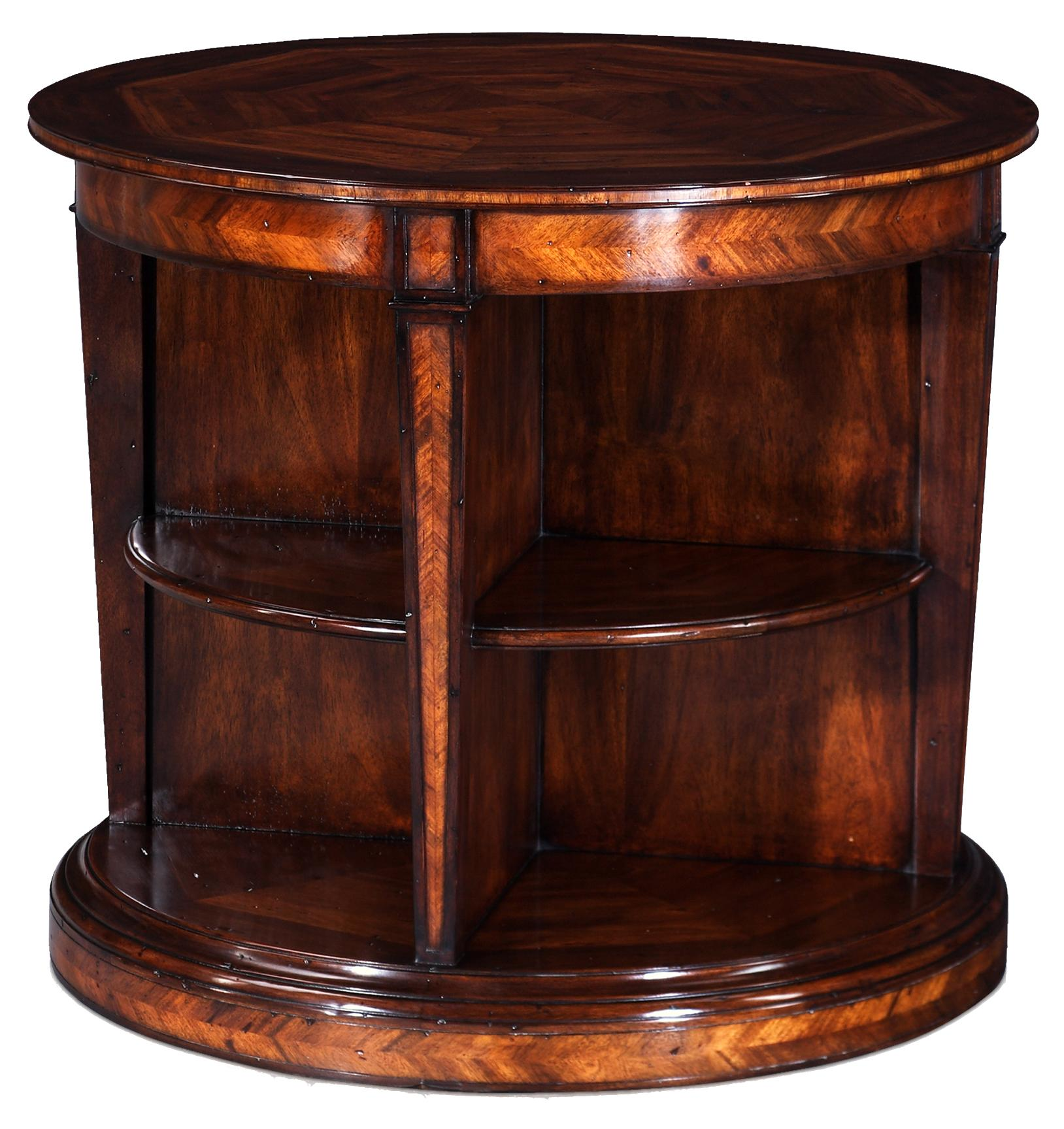 Brunello Lamp Table by Theodore Alexander at Baer's Furniture
