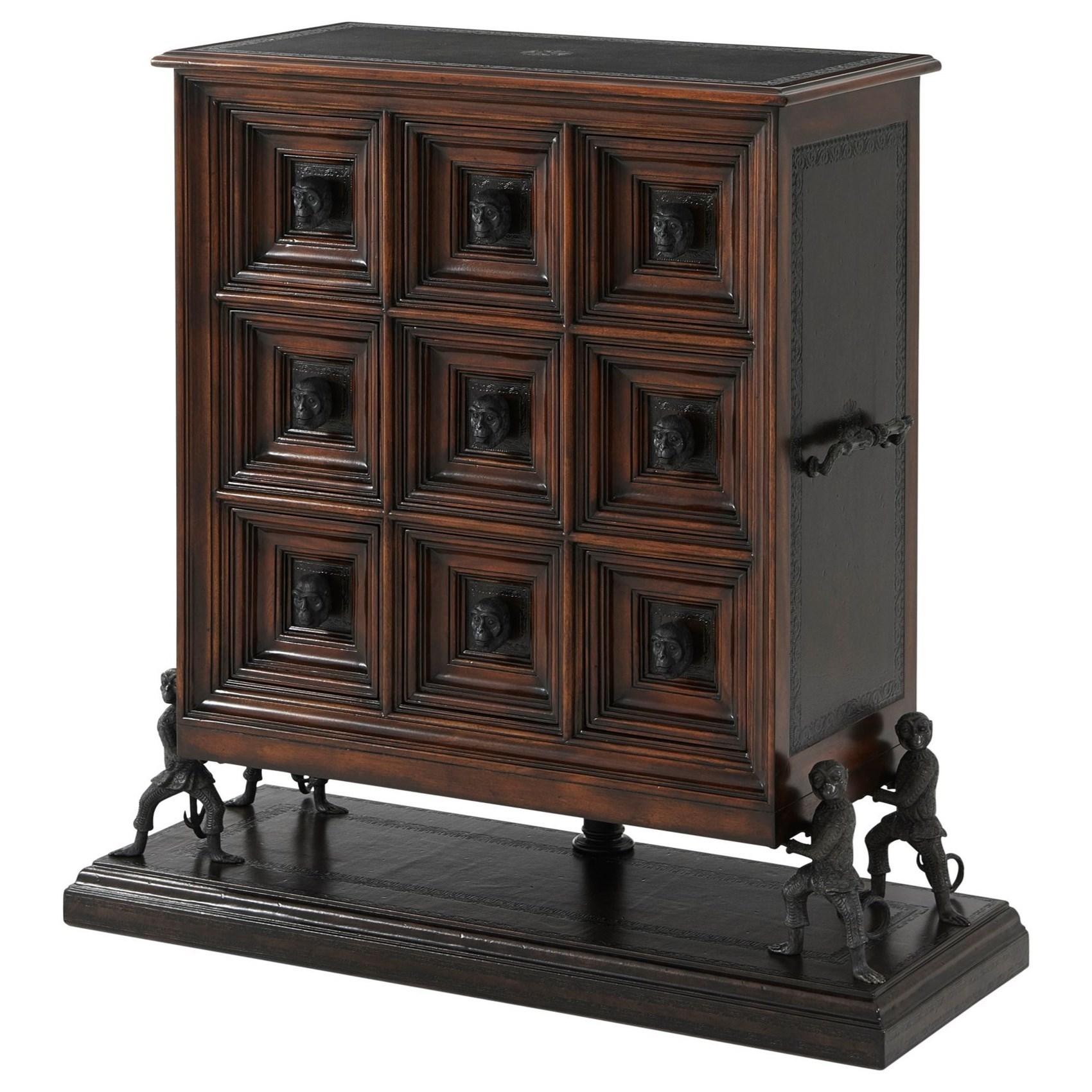 Essential TA The Humorous Chest by Theodore Alexander at Baer's Furniture