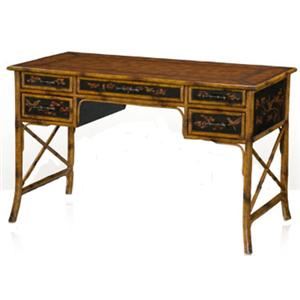 Writing Desk with 5 Drawers