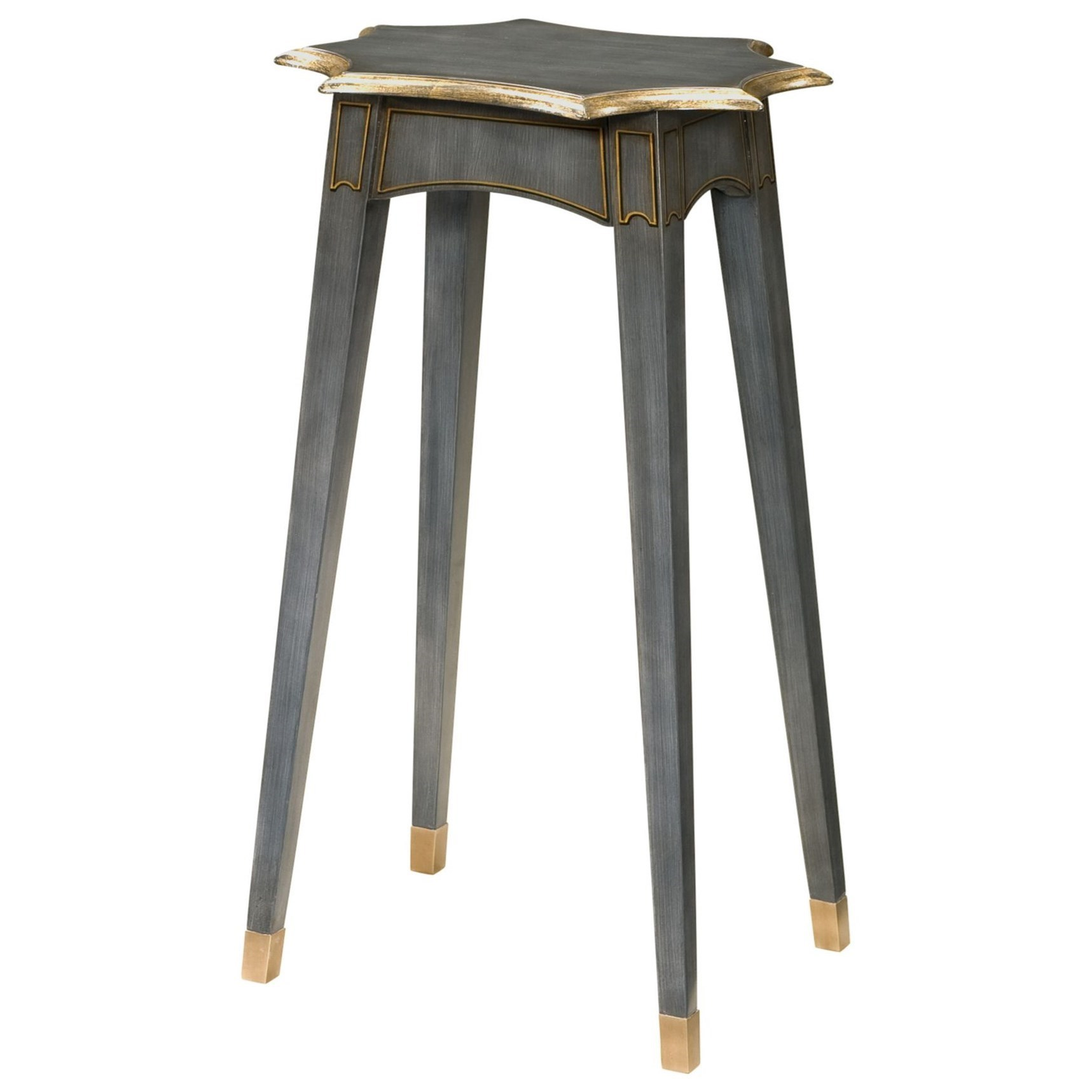 Tables Rain Splash Wine Table by Theodore Alexander at Baer's Furniture