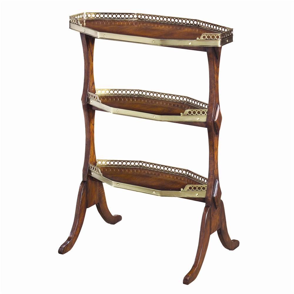 Tables 3 Tier End Table by Theodore Alexander at Baer's Furniture