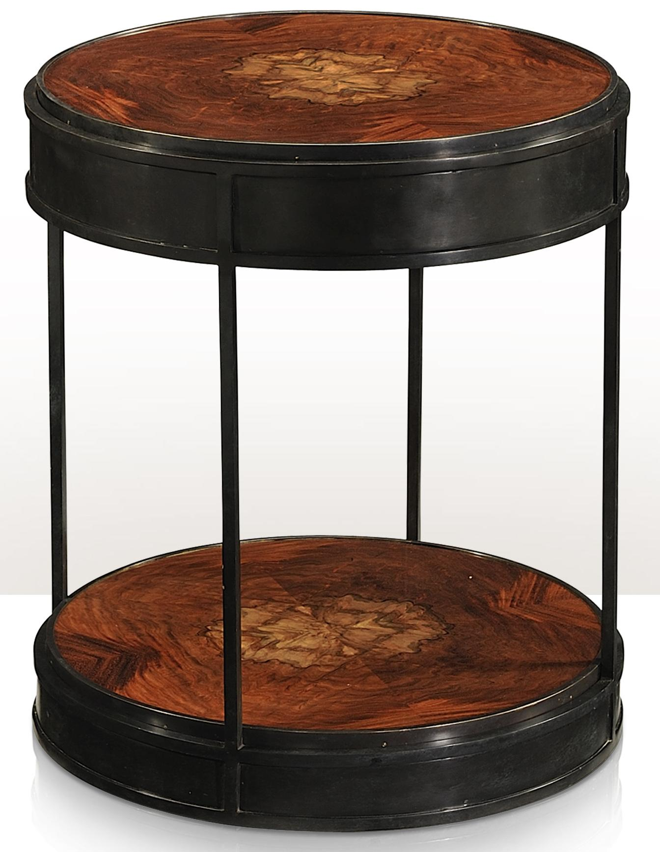 Vanucci Eclectics Lamp Table by Theodore Alexander at Baer's Furniture