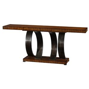 Argentinean Walnut Console Table