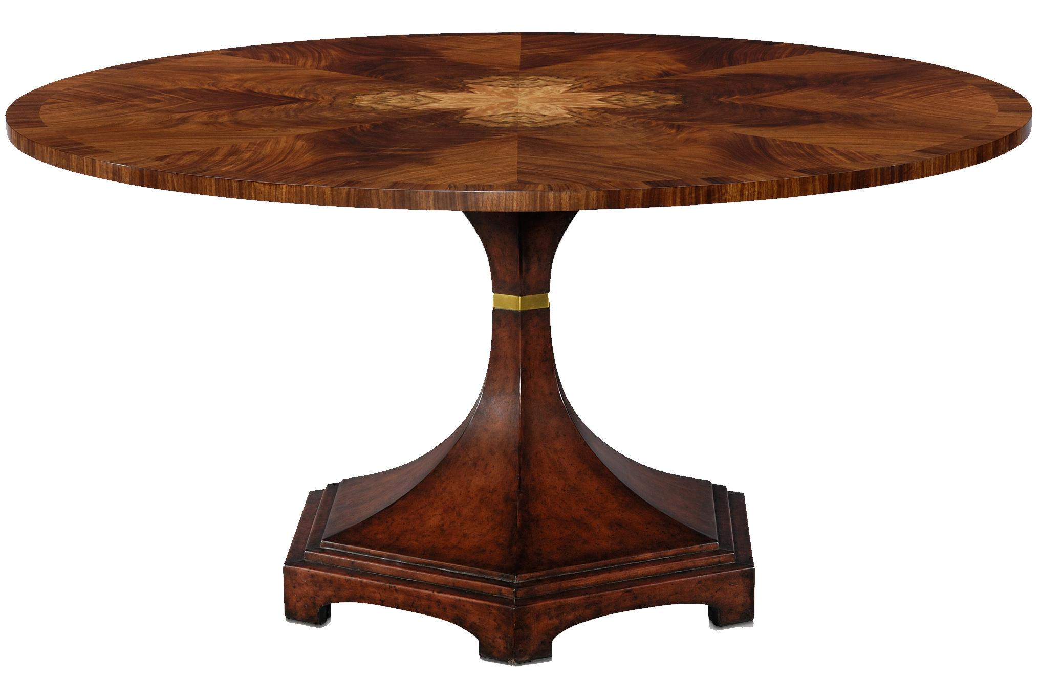 Vanucci Eclectics Centre Table by Theodore Alexander at Baer's Furniture