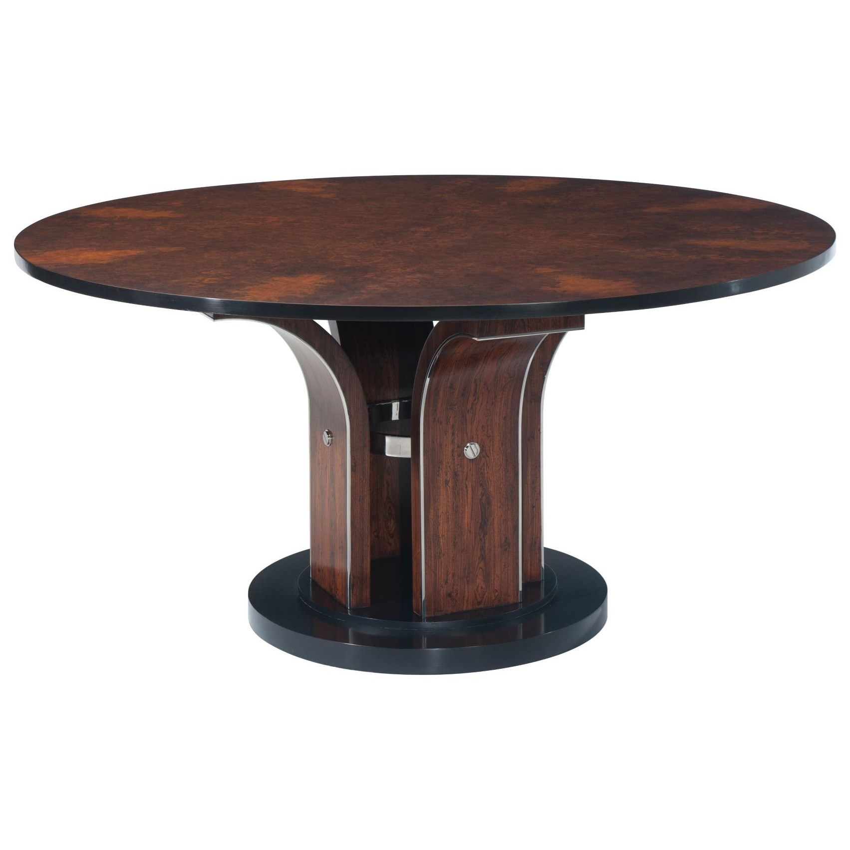 Vanucci Eclectics Josce Center Table by Theodore Alexander at Baer's Furniture