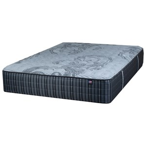 Queen Cushion Firm Pocketed Coil Mattress