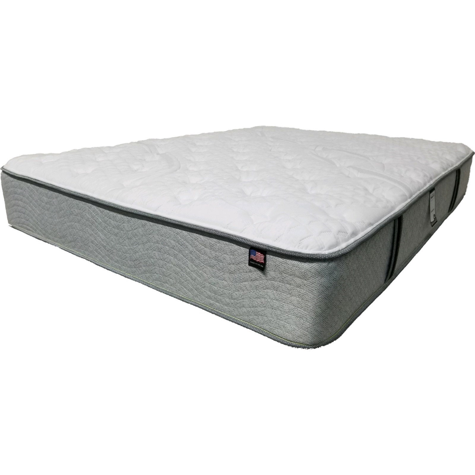 Malibu Plush King Plush Pocketed Coil Mattress by Therapedic at Rooms and Rest