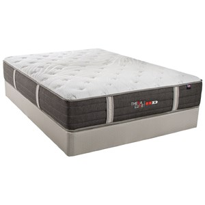 Twin Extra Long Firm Pocketed Coil Mattress and Therability? Heavy Duty Foundation