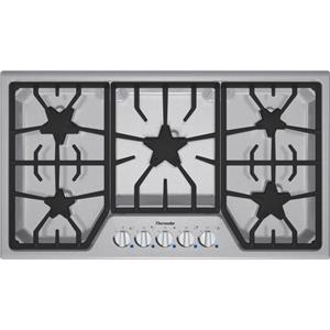 "Thermador Gas Cooktops - Thermador 36"" Gas Cooktop"