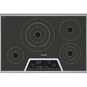 "Thermador Electric Cooktops - Thermador 30"" 4 Burner Electric Cooktop"