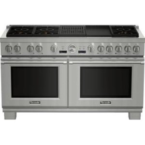 """Thermador Ranges - Thermador 60"""" Commerical Depth Dual Fuel Range"""