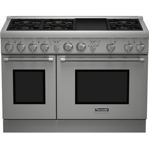 """Thermador Ranges - Thermador 48"""" Pro Harmony® All Gas Range"""