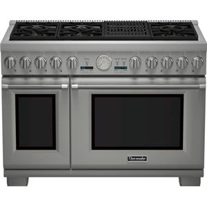 """Thermador Ranges - Thermador 48"""" Commercial Depth Gas Range"""