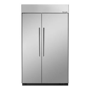 """Thermador Side-By-Side Refrigerators - Thermador 48"""" Built-In Side-By-Side Refrigerator"""