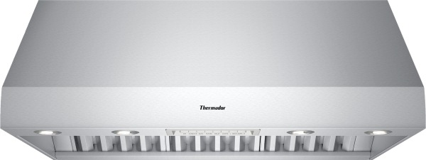 """Ventilation - Thermador 54"""" Wall Hood by Thermador at Fisher Home Furnishings"""