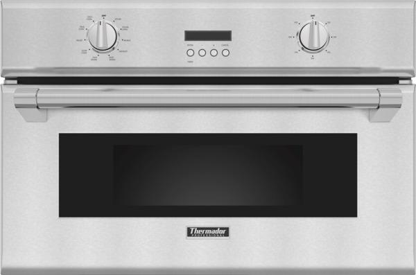 "Wall Ovens - Thermador 30"" Steam and Convection Oven by Thermador at Fisher Home Furnishings"