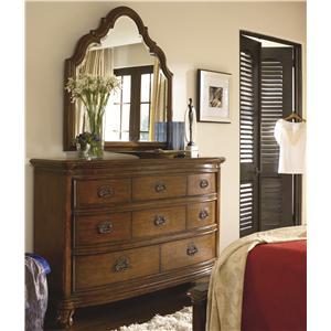 Thomasville® Cassara Drawer Dresser and Mirror
