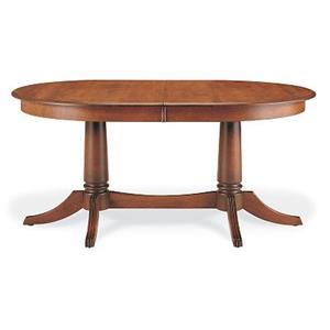 Thomasville® Color Café - Custom Dining <B>Customizable</b> Oval Table