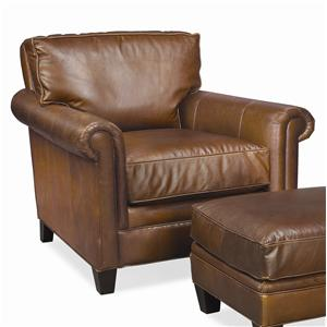 Thomasville® Leather Choices - Mercer Select Leather Chair