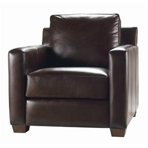 Thomasville® Leather Choices - Metro Leather Select Chair
