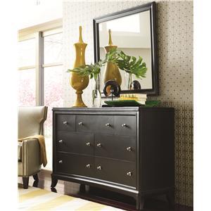 Thomasville® Manuscript Dresser and Mirror