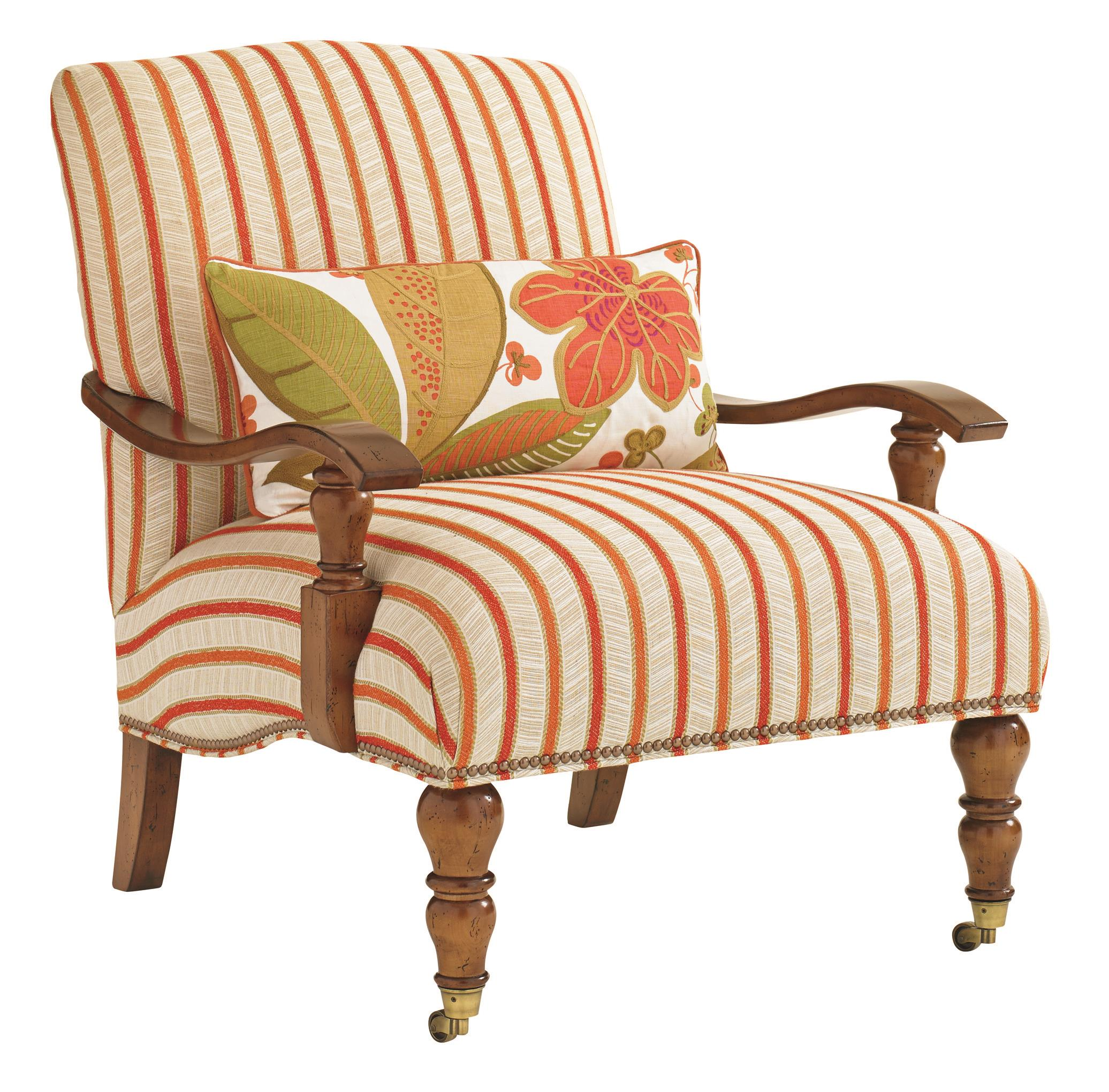 Bali Hai San Carlos Chair by Tommy Bahama Home at Baer's Furniture