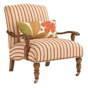 Tommy Bahama Home Bali Hai San Carlos Chair