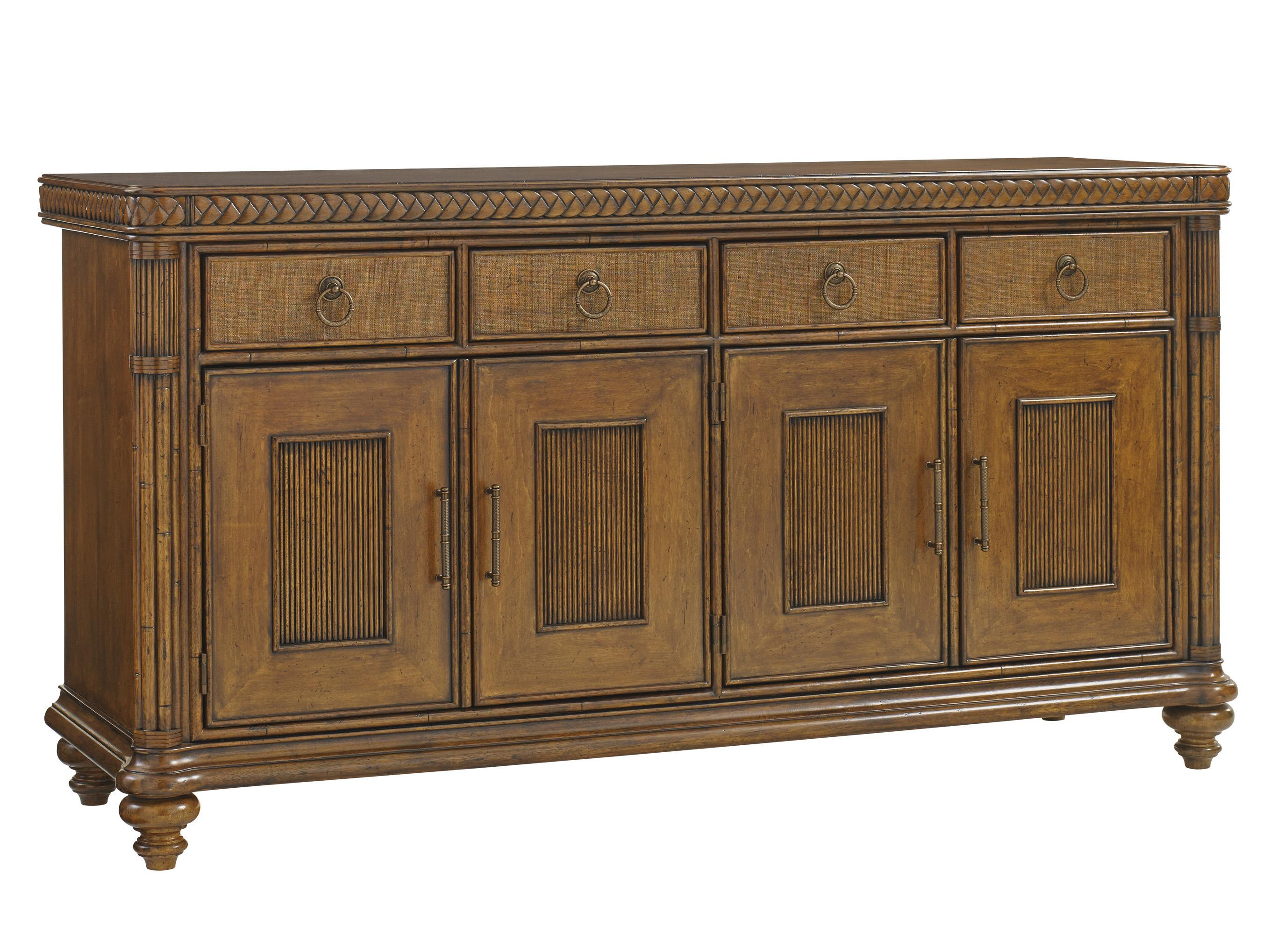 Bali Hai Trident Buffet by Tommy Bahama Home at Baer's Furniture