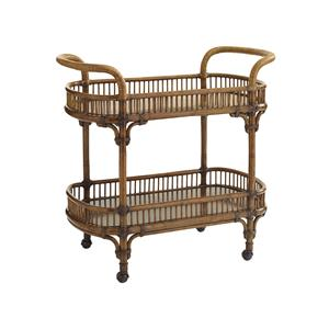 Tommy Bahama Home Bali Hai Veranda Bar Cart