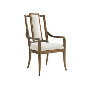 Tommy Bahama Home Bali Hai Custom St. Bart's Arm Chair
