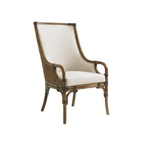 Tommy Bahama Home Bali Hai Custom Marabella Upholstered Arm Chair