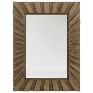 Ardley Sunburst Rectangular Mirror