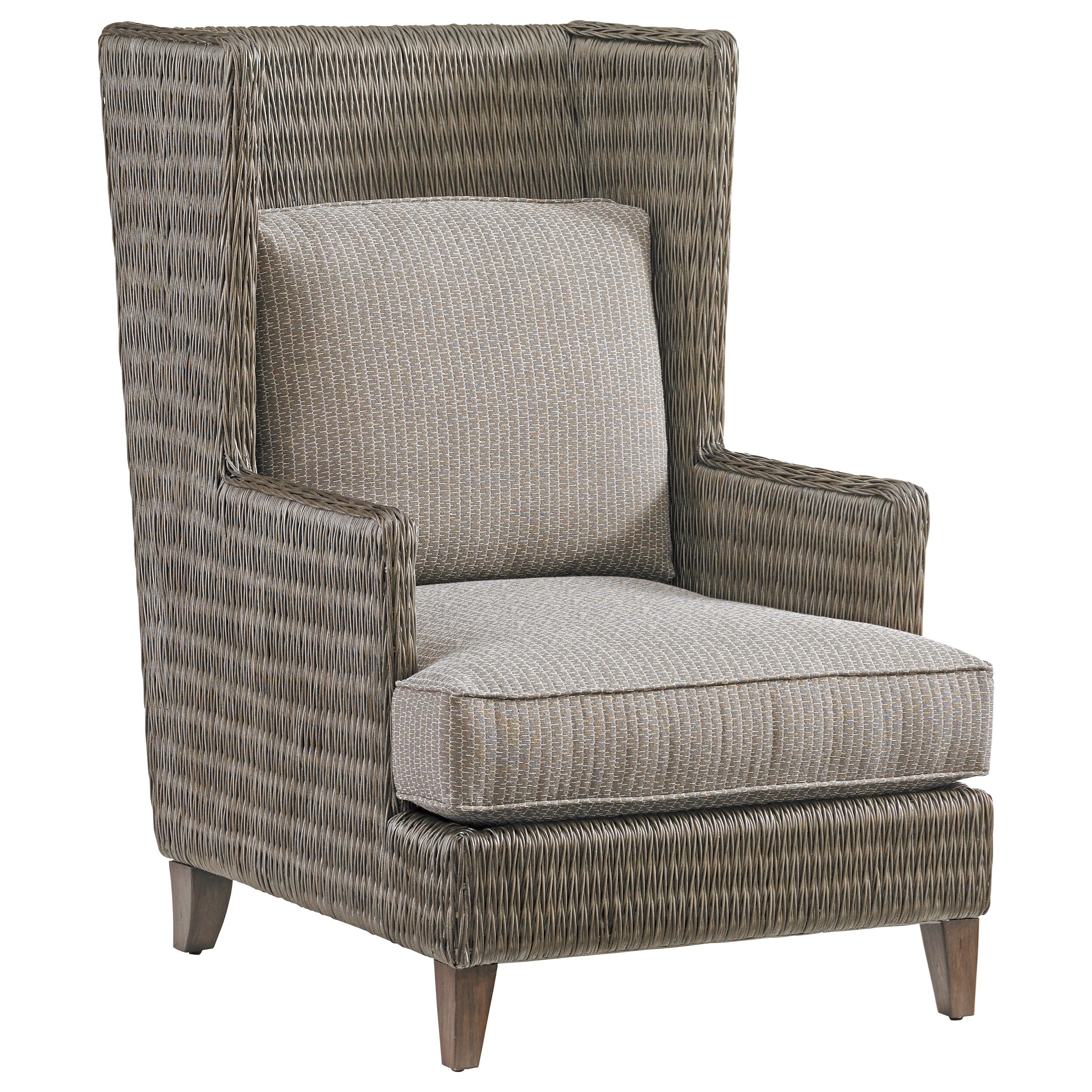Cypress Point Randall Chair by Tommy Bahama Home at Baer's Furniture