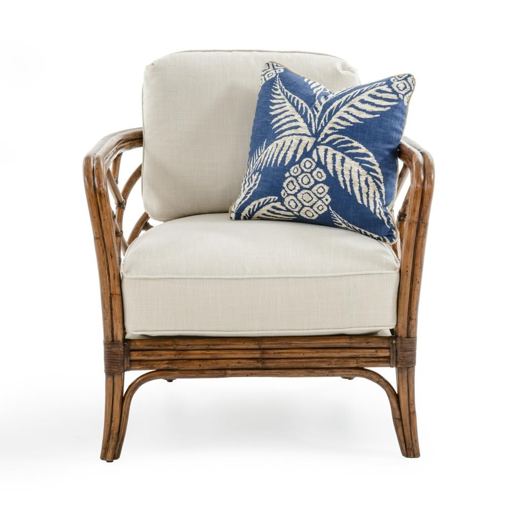 Island Estate Palm Lounge Chair by Tommy Bahama Home at Baer's Furniture