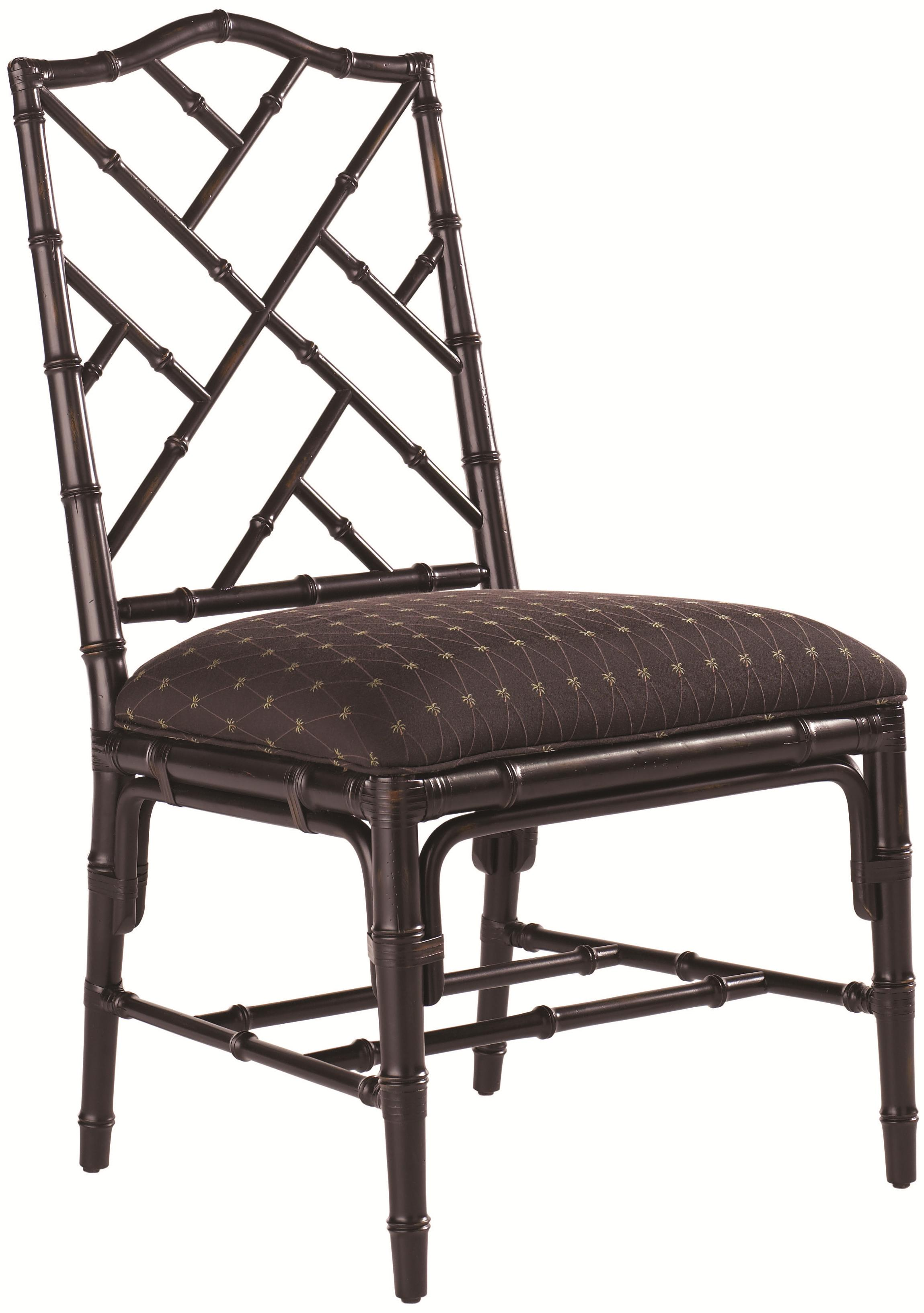 Island Estate <b>Customizable</b> Ceylon Side Chair by Tommy Bahama Home at Baer's Furniture