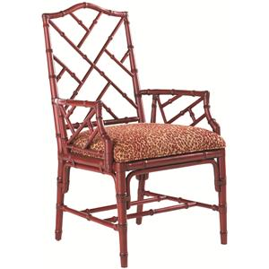 <b>Customizable</b> Ceylon Arm Chair