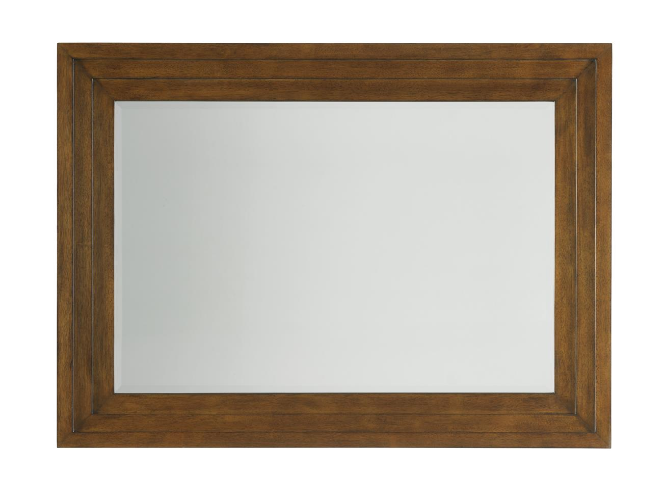 Island Fusion Luzon Landscape Mirror by Tommy Bahama Home at Baer's Furniture